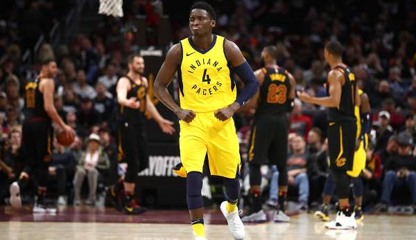 MOST IMPROVED PLAYER: Victor Oladipo (Indiana Pacers): 23,1 Punkte, 5,2 Rebounds, 4,3 Assists.