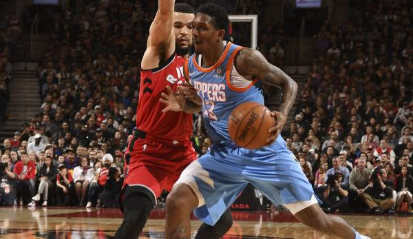 SIXTH MAN OF THE YEAR: Lou Williams (Los Angeles Clippers): 22,6 Punkte, 2,5 Rebounds, 5,3 Assists.