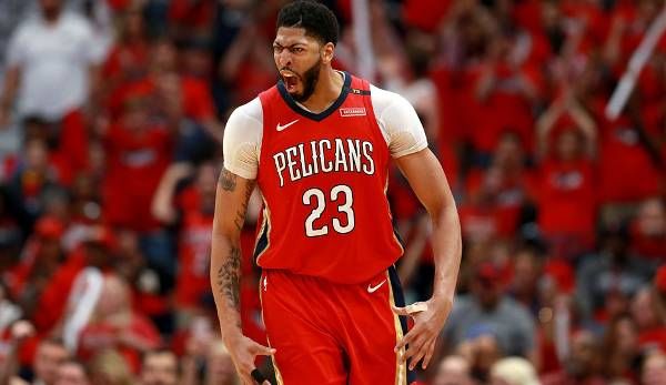 Anthony Davis (New Orleans Pelicans) - 28,1 Punkte, 11,1 Rebounds, 2,3 Assists.