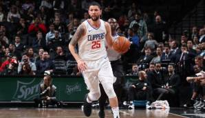 Austin Rivers, Los Angeles Clippers: 12,6 Millionen Dollar, Spieler