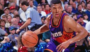 Platz 25: Kevin Johnson (1987-2000) - Teams: Cavs, Suns - Finals-Teilnahmen: 1 (1993)