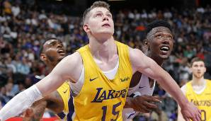 Moritz Wagner (Los Angeles Lakers) – 72