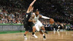 Boston Celtics: 24 Dreier gegen Milwaukee am 01.11.2018.