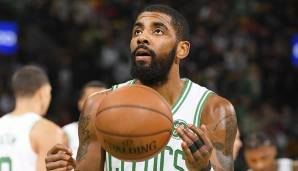 Platz 1: Kyrie Irving (Boston Celtics) - 2.381.901 Stimmen