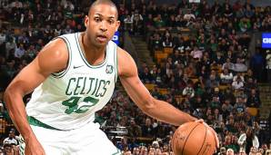 FRONTCOURT: Platz 10: Al Horford (Boston Celtics) - 199.474 Stimmen