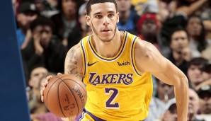 Platz 8: Lonzo Ball (Los Angeles Lakers) - 529.164 Stimmen.