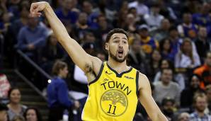 Platz 5: Klay Thompson (Golden State Warriors) - 706.960 Stimmen.