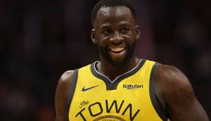 Platz 9: Draymond Green (Golden State Warriors) - 411.131 Stimmen.