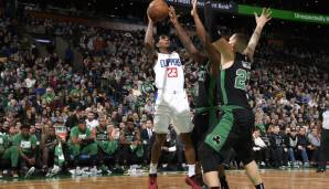 Platz 8: 28 Punkte – Boston Celtics vs. L.A. Clippers 112:123 in der Saison 2018/19.