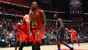 Platz 17: 26 Punkte – Atlanta Hawks vs. Dallas Mavericks 111:104 in der Saison 2018/19.