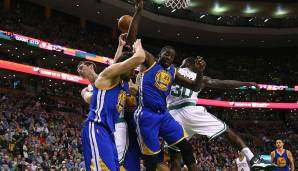 Platz 17: 26 Punkte – Boston Celtics vs. Golden State Warriors 101:106 in der Saison 2014/15.