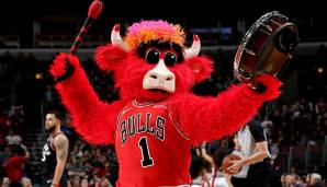 Platz 4 (4): Chicago Bulls - 2,9 Milliarden Dollar