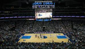 Platz 8 (9): Dallas Mavericks - 2,25 Milliarden Dollar