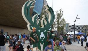 Platz 22 (26): Milwaukee Bucks - 1,35 Milliarden Dollar