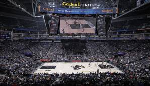 Platz 15 (13): Sacramento Kings - 1,575 Milliarden Dollar