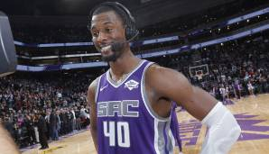 Harrison Barnes (Small Forward), Sacramento Kings - Stats 2018/19: 16,4 Punkte, 4,7 Rebounds, 1,5 Assists bei 42 Prozent FG (77 Spiele)