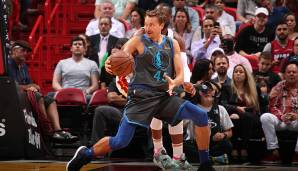 RYAN BROEKHOFF (30, Small Forward) - wechselt von den Dallas Mavericks zu den Philadelphia 76ers