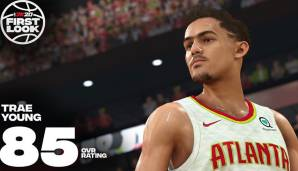 Trae Young (Atlanta Hawks): 85