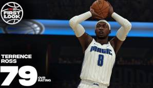 Terrence Ross (Orlando Magic): 79
