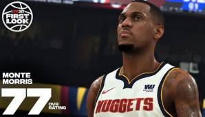 Monte Morris (Denver Nuggets): 77