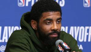 Platz 10: Kyrie Irving (Brooklyn Nets): 91