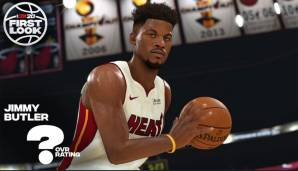 Platz 16: Jimmy Butler (Miami Heat): 88