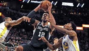 LaMarcus Aldridge - 7x All-Star, 5x All-NBA - Stats von 2009/10 bis 2018/19: 20,8 Punkte, 8,9 Rebounds, 2,1 Assists