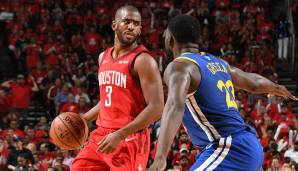 ALL-DECADE-SECOND-TEAM: Chris Paul - 7x All-Star, 6x All-NBA - Stats von 2009/10 bis 2018/19: 18,1 Punkte, 4,4 Rebounds, 9,6 Assists