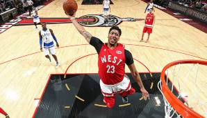 Anthony Davis - 6x All-Star, 3x All-NBA - Stats von 2009/10 bis 2018/19: 23,7 Punkte, 10,5 Rebounds, 2,1 Assists