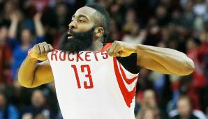 James Harden - 7x All-Star, 6x All-NBA - Stats von 2009/10 bis 2018/19: 24,3 Punkte, 5,2 Rebounds, 6,2 Assists