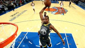 Kevin Durant - 10x All-Stars, 9x All-NBA - Stats von 2009/10 bis 2018/19: 28 Punkte, 7,4 Rebounds, 4,4 Assists