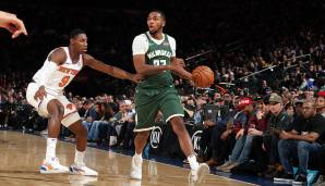 STERLING BROWN (25, Small Forward) - von den Milwaukee Bucks zu den Houston Rockets - Vertrag: 1 Jahr, 1,7 Mio. Dollar