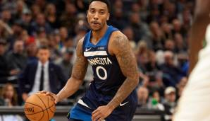 Point Guard Jeff Teague wird bei den Atlanta Hawks offenbar Backup für Trae Young.