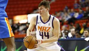 Die Northern Arizona Suns um David Krämer stecken im Keller der Western Conference.