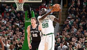 Platz 6: Tacko Fall (BostoN Celtics) - 543.352 Stimmen.
