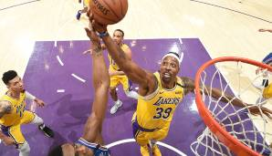 WESTERN CONFERENCE - FORWARDS - Platz 10: Dwight Howard (Los Angeles Lakers) - 390.037 Stimmen.