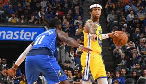 Platz 9: D'Angelo Russell (Golden State Warriors) - 365.730 Stimmen.