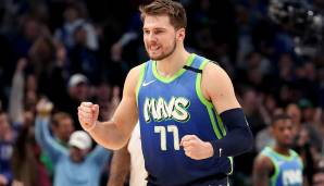 Platz 1: Luka Doncic (Dallas Mavericks) - 3.277.870 Stimmen.
