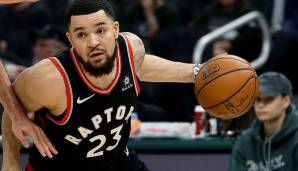 EASTERN CONFERENCE - GUARDS - Platz 10: Fred VanVleet (Toronto Raptors) - 351.391 Stimmen.