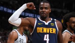 PAUL MILLSAP (35, Power Forward) - bleibt bei den Denver Nuggets - Vertrag: 1 Jahr, 10 Mio. Dollar