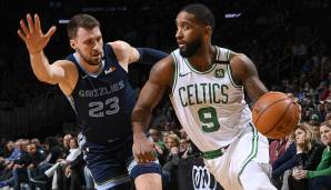 BRAD WANAMAKER (31, Point Guard) - von den Boston Celtics zu den Golden State Warriors - Vertrag: 1 Jahr, 2,25 Mio. Dollar