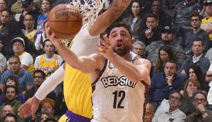 JOE HARRIS (29, Shooting Guard/Small Forward), bleibt bei den Brooklyn Nets - Vertrag: 4 Jahre, 75 Mio. Dollar