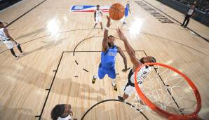MICHAEL KIDD-GILCHRIST (27, Forward) - von den Dallas Mavericks zu den New York Knicks - Vertrag: 1 Jahr, 2,3 Millionen Dollar