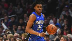 WESLEY IWUNDU (25, Small Forward) - von den Orlando Magic zu den Dallas Mavericks - Vertrag: 2 Jahre, 3,5 Mio. Dollar