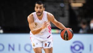 FACUNDO CAMPAZZO (29, Point Guard) - von Real Madrid zu den Denver Nuggets - Vertrag: 2 Jahre
