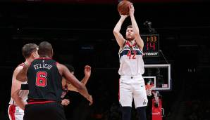 DAVIS BERTANS (28, Power Forward), bleibt bei den Washington Wizards - Vertrag: 5 Jahre, 80 Mio. Dollar