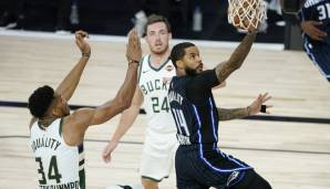 D.J. AUGUSTIN (33, Point Guard) - von den Orlando Magic zu den Milwaukee Bucks - Vertrag: 3 Jahre, 21 Mio. Dollar