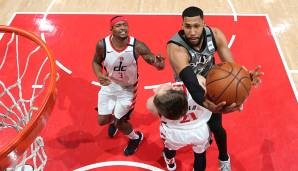 GARRETT TEMPLE (34, Shooting Guard), von den Brooklyn Nets zu den Chicago Bulls - Vertrag: 1 Jahr, 5 Mio. Dollar