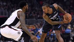 GARY CLARK (26, Power Forward/Small Forward) - bleibt bei den Orlando Magic - Vertrag: 2 Jahre, 4,1 Mio. Dollar