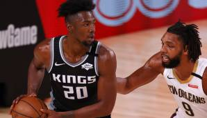 HARRY GILES (22, Power Forward/Center) - von den Sacramento Kings zu den Portland Trail Blazers - Vertrag: 1 Jahr